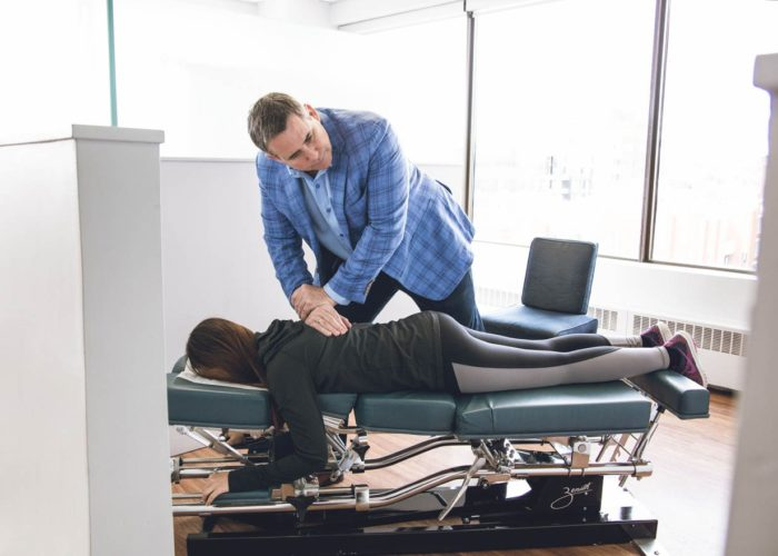 Mount Royal Village Family Chiropractic | Adjustment