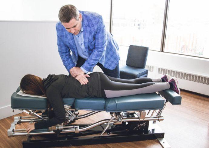 Mount Royal Village Family Chiropractic | Adjustment