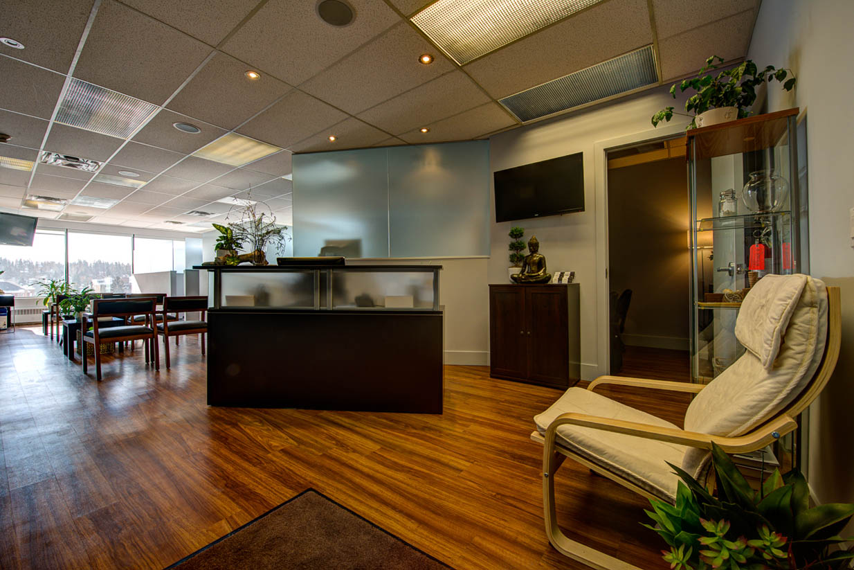 Mount Royal Village Family Chiropractic | Reception