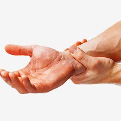 Mount Royal Village Family Chiropractic | Symptoms | Wrist Pain