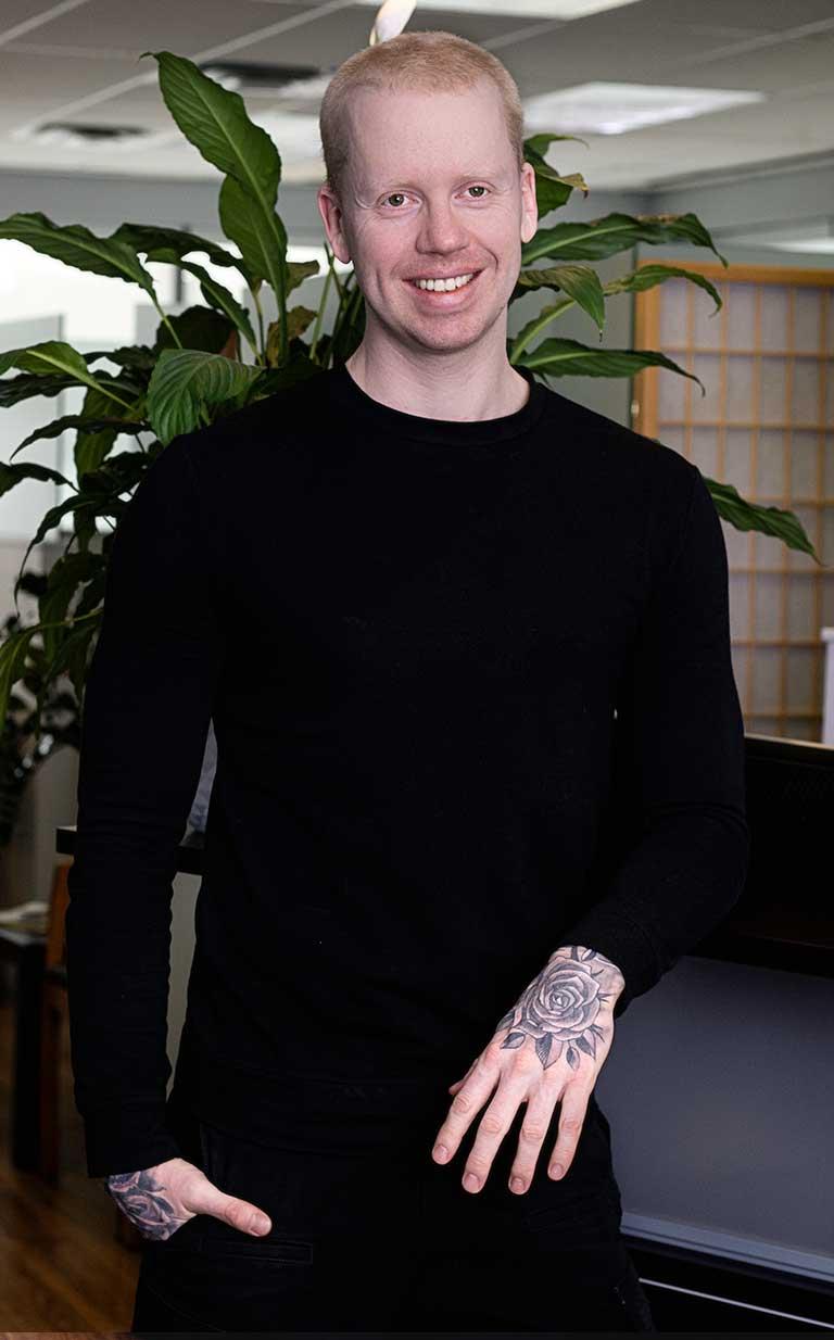 Justin Holman RMT