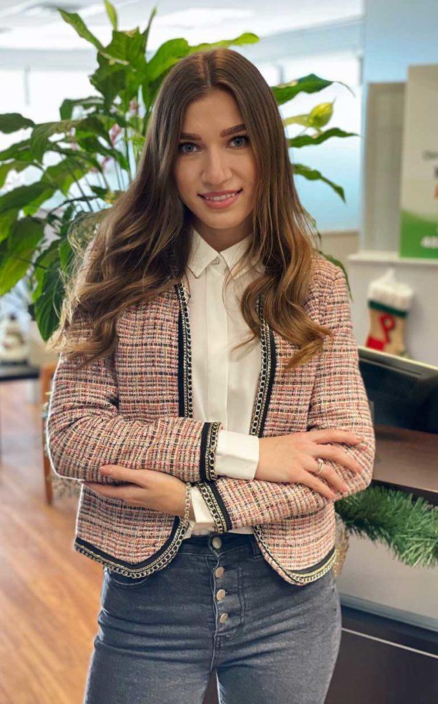 Valeria - Chiropractic Assistant